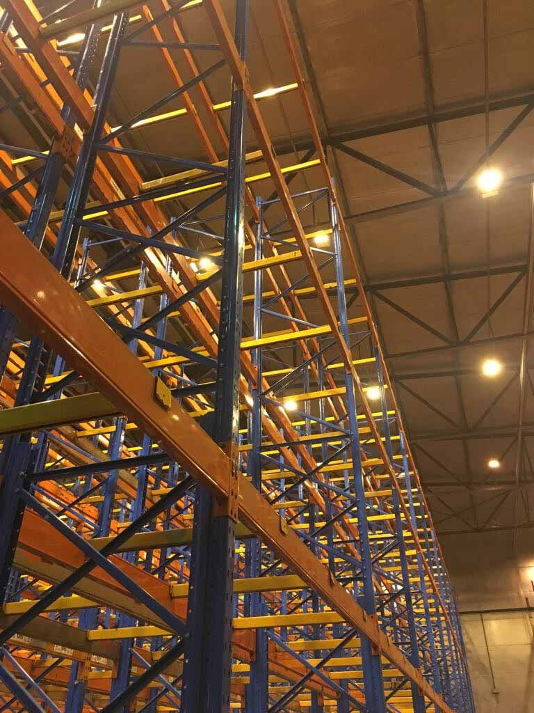 Racking inspection service